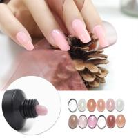 Buy cheap Beautiful Sweet Color Poly Gel (Tube) High quantity for Nude Color LED/UV Gel from wholesalers