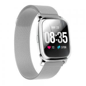 Quality Unique Metal Design Ble 5.0 Blood Pressure Smartwatch for sale