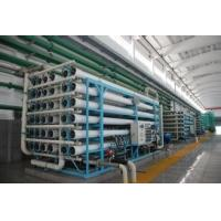Quality 5-25m3 / h Automatic Reverse Osmosis Water Treatment Plant High Performance With PLC Control Box for sale