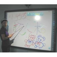 Quality 2015 infrared smart board teaching equipment multi touch colorful plastic interactive whi for sale
