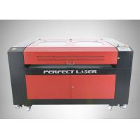 Quality Hermetic / Detached Co2 Laser Engraving Equipment 80W CNC Controlled for sale