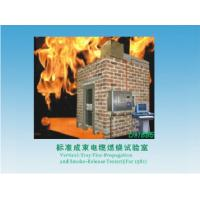 Quality Bunched Wire / Cable Flammability Test Equipment UL1685 SUB304 Mirror Stainless Steel Material for sale
