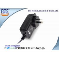 Quality 1.5M cable AC DC Wall Plug Adapter output 12V 2A for CCTV camera for sale