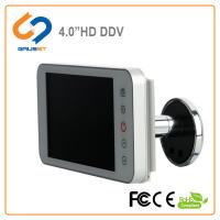 Quality Infrared Night Vision Door Camera / Taking Photo Smart Night Vision Doorbell for sale