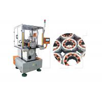 Electric Motor In Slot Stator Needle Stator Winding Machine With Wire Protection for sale