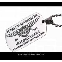 Quality high quality and best price Custom metal tag & metal dog tag for sale