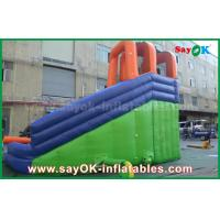 Quality Multi-Functional Giant Outdoor Inflatable Bouncer Slide with Water Pool for Amusement Center for sale