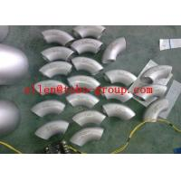 Quality Stainless Steel Elbow LR 45 / 90 Degree , A403-WP304L A403-WP316L WP321 , 321H . WP347. A815 UNSS31803. for sale