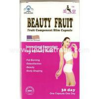 Beauty Fruit Fat Burning Fruit Component Slimming Capsule for sale