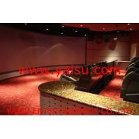 China 076-2009-Fengtai District, Beijing hall-4D Motion 14 Seats theater-3D 4D 5D 6D Cinema Theater Movie Motion Chair Seat System Furniture equipment facility suppliers factory for sale