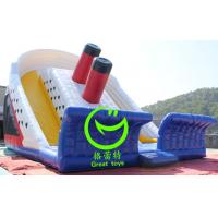 Buy Best selling  inflatable titanic  slide  for sale with 24months warranty GT-SAR-1648 at wholesale prices