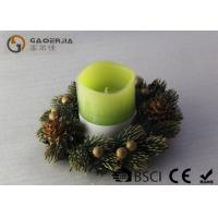 Quality Lovely Decorative Led Candles Battery Operated For Christmas DL-015 for sale