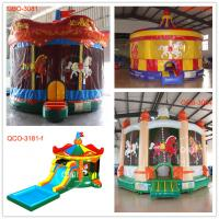 Quality Carousel bouncer For Sale for sale