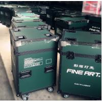 Quality Turquoise Green Rack Flight Cases 60cm * 60cm * 70cm For Store / Transport for sale