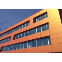 Quality Hot-selling Pink / Blue / Red / Orange Color Aluminum Composite Wall Panels for sale