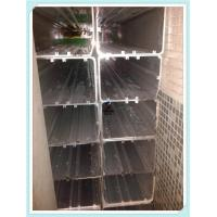 Buy Silver Anodic Oxidation Structural Aluminum Profiles Customized For Industrial Filed at wholesale prices