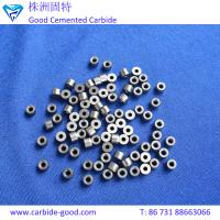 China Customized valve ball seat and valve seat cemented carbide ball valve seat ring on sale