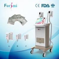 Quality Multi size 3 max cool shaping cryolipolysis device for whole body cryotherapy for sale