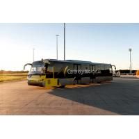 Quality Full Aluminum Body Short Turn Radius Airport Limousine Bus Aero Bus for sale