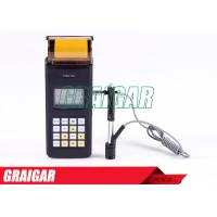 Quality CE / ROHS / SGS / ISO9001 Portable Hardness Meter Leeb 140 1250 Groups Data Memory for sale