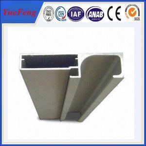 Quality Industrial power coating aluminum profiles,aluminium extrusion price per kg for sale
