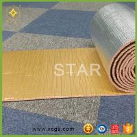Bubble foil insulation material, house insulation material, epe foam insulation