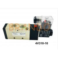 Quality 3/8 Inch Electromagnetic Pulse Valve Working Medium For 40 Micron Filtered Air for sale
