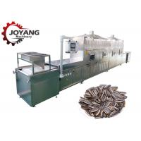 China Melon Seeds Industrial Microwave Equipment Sunflower Seeds Baking Nuts Roasting Machine on sale