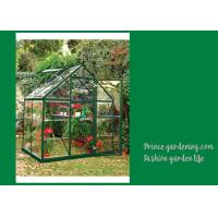 Quality Nature Garden Plant Accessories Plastic Small Greenhouse Kits For Seed Starting for sale