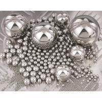 Quality High Hardness Solid Stainless Steel Balls 0.8~63.5mm For Locking Mechanisms for sale