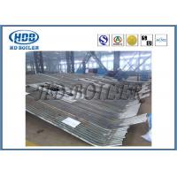 Quality Steam Boiler Water Wall Panels , Membrane Water Wall Tubes In Boiler Well Painted for sale