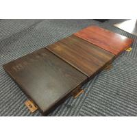 Buy Wooden Like Color Aluminum Panels For Curtain Curtain Wall Decoration at wholesale prices