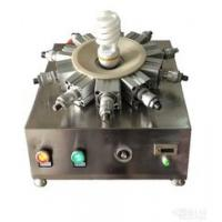 Buy cheap E27 Bulb Cap Crimping Punching Machine For LED Assembly Line Punching Crimping from wholesalers