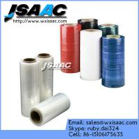 Quality CLEAR STRETCH PALLET SHRINK WRAP ROLLS for sale
