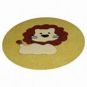 EPDM Rubber Flooring with Cartoon Design, for Children's Safety Playground