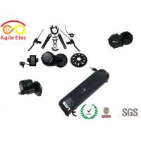 Quality Hailong Type Battery Electric Bicycle Conversion Kit With Battery / Thumb Throttle for sale