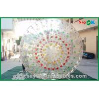 Quality Kids Fun Park Inflatable Sports Games 2.3x1.6m Used Zorb Ball for sale
