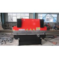 Quality High Precision Molds NC Control Press Brake Machine With Germany Rexroth Hydraulic Valve System for sale