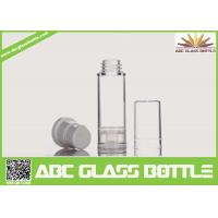 Quality Wholesale best cheap empty 5ml plastic bottles,airless bottle for sale