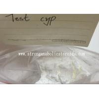 Quality High Purity Muscle Building Steroids Test Cyp CAS 58-20-8 Testosterone Cypionate 250mg for sale