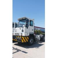 China Sinotruk HOVA Euro 2 Terminal Lorry Tractor Truck 4x2 6 Wheel For Port on sale