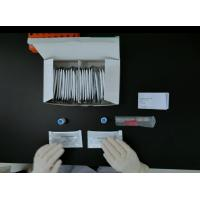 Quality Diagnostic kit Independent IgM and IgG results Antibody Lateral Flow CFDA NMPA FSC CE TUV for sale