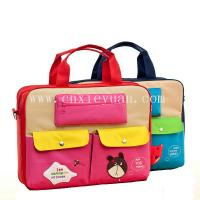 China fashion style lovely laptop bag 13 14 computer bag for women on sale