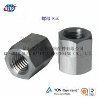 Quality Manufacturer Railway Fasteners Lock Nut for sale