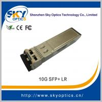 Buy 10g sfp+ LR 10Gb/s compatible sfp 1310nm 10km reach SMF module at wholesale prices