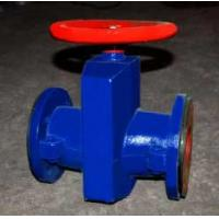 Quality 20 Inch Highly Automatic Pinch Pipeline Valves For Remotely Controlled Pipe for sale