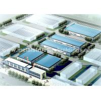 Quality Sustainable Modular Metal Structure Warehouse Quick Install For Industrial for sale