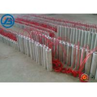 Quality AZ63 Magnesium Alloy Cathodic Protection Anodes For Ship Building Dock Construction for sale