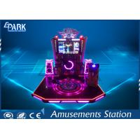 """Quality 42""""LCD electronic Jazz hero arcade jazz drum simulator electric music equipment game for sale"""