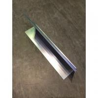 Quality Siver Aluminum Extrusion Profile , Industrial Aluminium Profiles For Curtain Wall Cove for sale